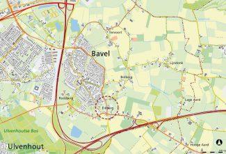 Eikberg, Bavel