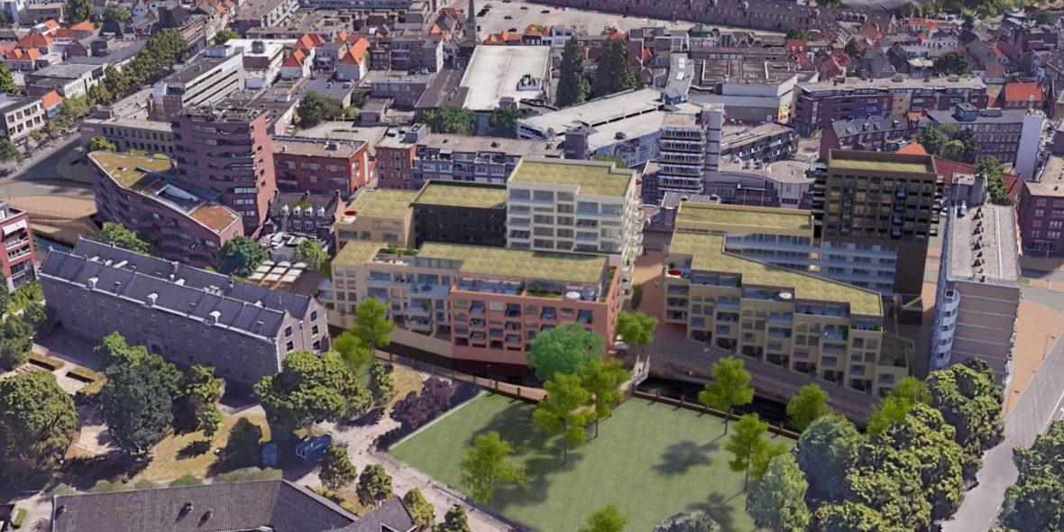 Voormalige UWV locatie Markendaalseweg, Breda
